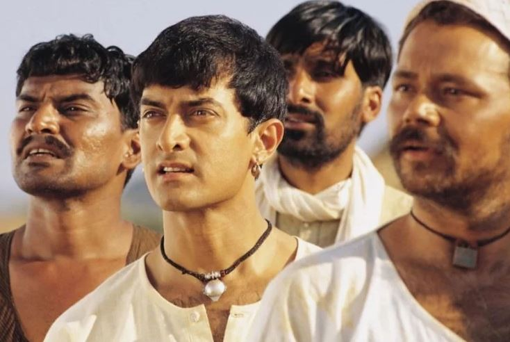 back to bollywood-lagaan