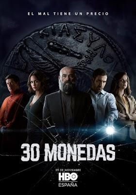 30 Monedas - La serie de terror y aventuras de Alex de La Iglesia para HBO