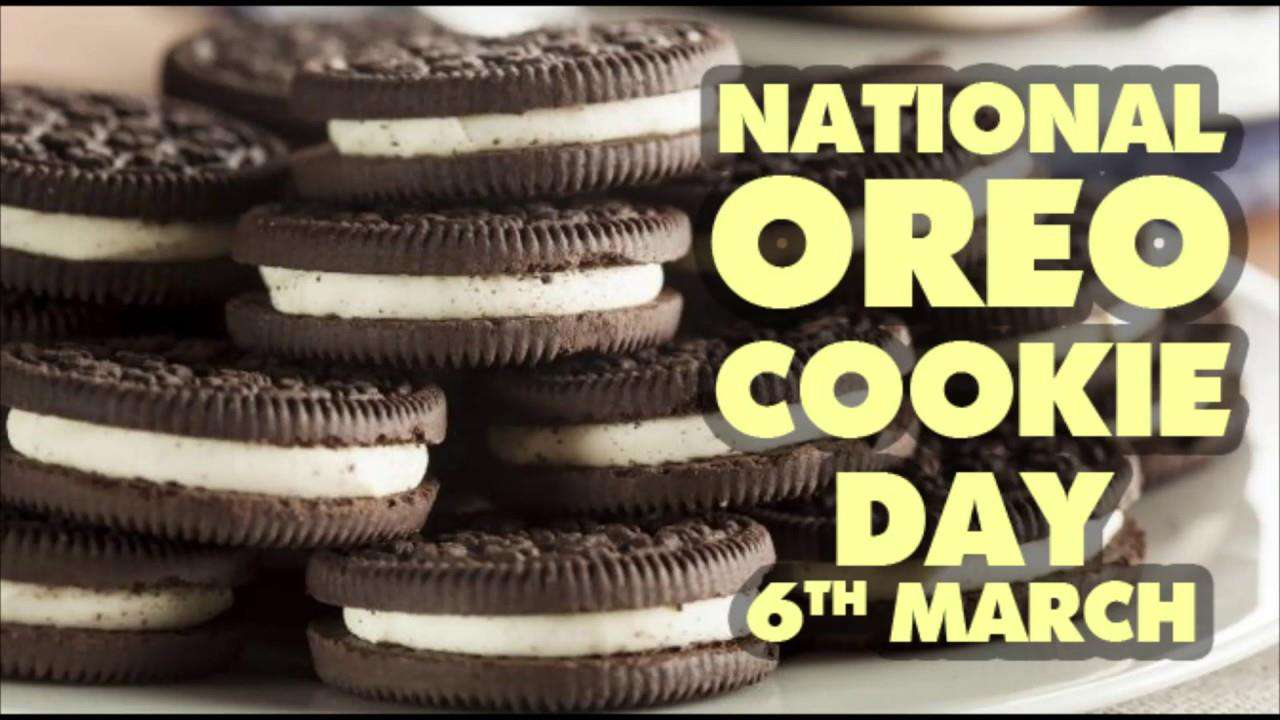 National Oreo Cookie Day Wishes for Instagram
