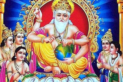 God Vishwakarma Puja High Resolution Photo Gallery and Images।
