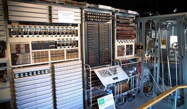 WWII code-breaking computer gets IoT protection