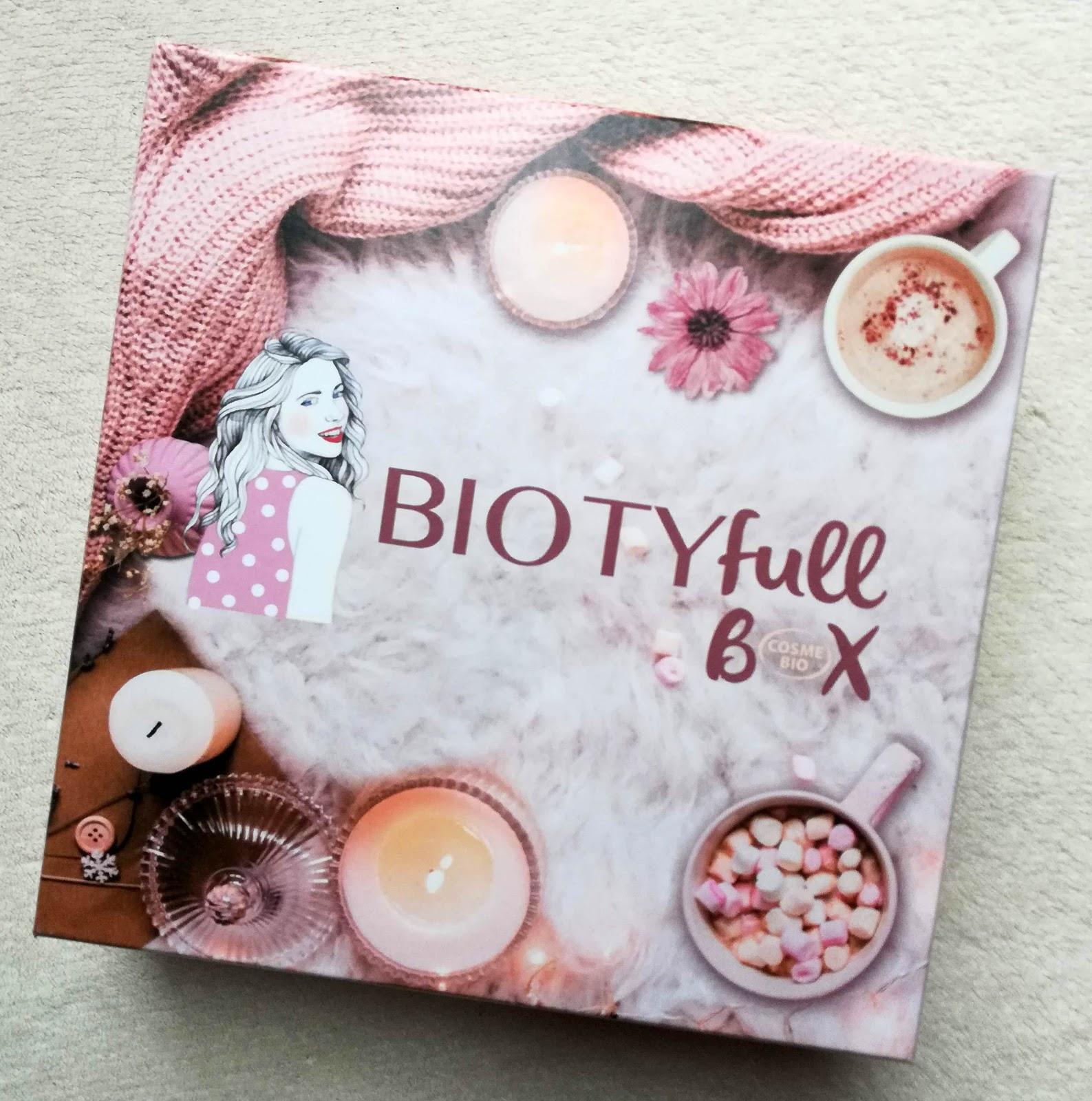 BIOTYFULL BOX Novembre 2019 : La cocooning parfumée
