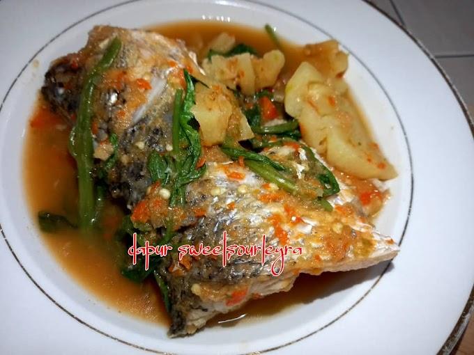 Resepi Ikan Siakap Kengsom Masakan Thai Sedap Dan Mudah