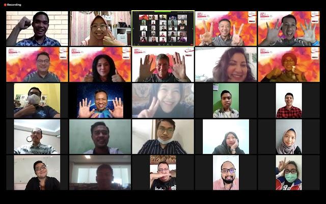 PRURide Indonesia 2020 Virtual Ride Mengajak Masyarakat Lebih Sehat dan Peduli Pada Sesama