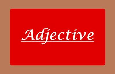 DBI | Jenis-jenis adjective (kata sifat) Bahasa Inggris