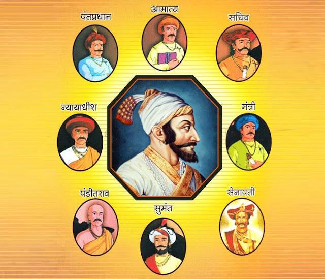 Shivaji's Ashta Pradhan