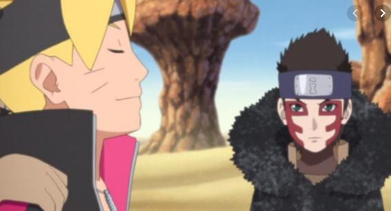 Naruto Sees Boruto Revive Rivalry With Gaara's Son