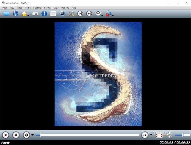 تحميل برنامج مشغل الفيديو نسخة محمولة Portable SMPlayer