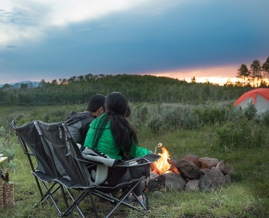 Bon Kelty Low Love Seat Is A Folding Camp Chair For Two Person, For Romantic  Things In ...