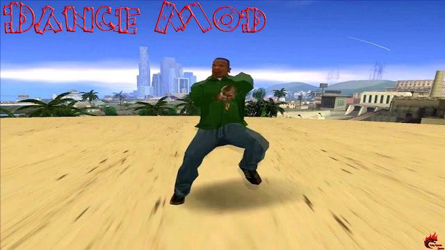 GTA San Andreas Dance Mod For Pc
