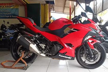 Harga Kawasaki Ninja 250 Fi Bekas di Semarang - WA 087728953161