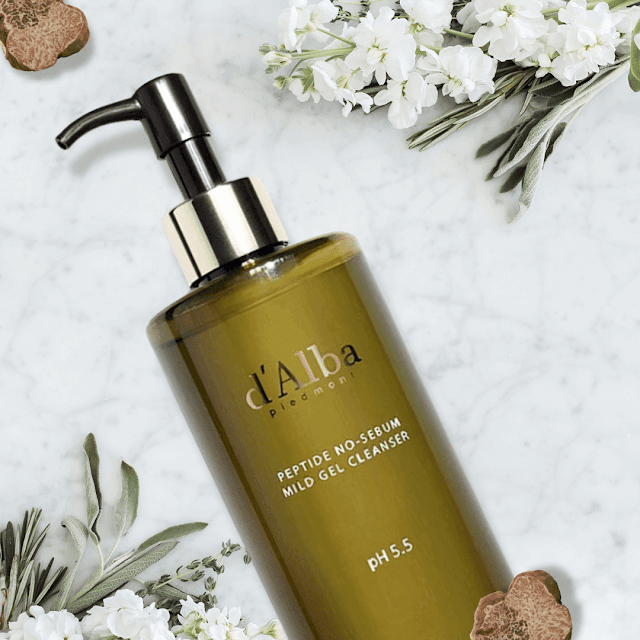 best white truffle facial cleanser by barbies beauty bits