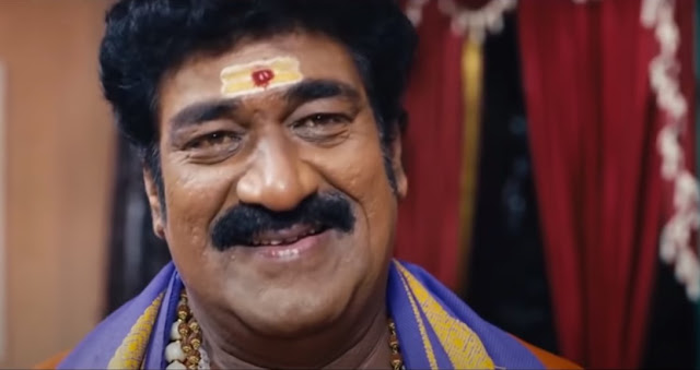 List of famous comedians of South Indian movies