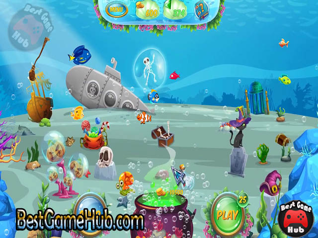 FishWitch Hallowee PC Repack Game Download