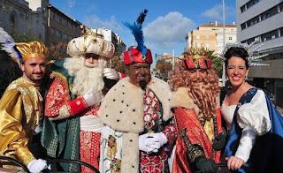 Horario y ubicación de las carrozas de la Cabalgata de Reyes Magos 2021 de Cádiz