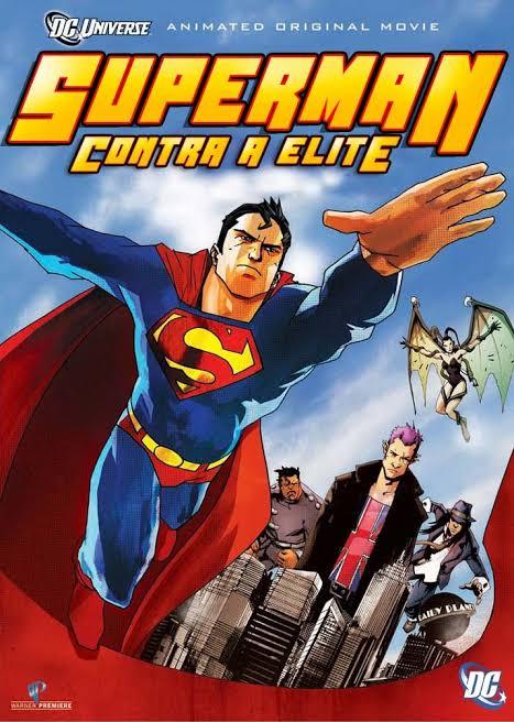 Superman Elit'e Karşı