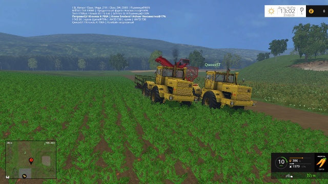Download Farming Simulator 15 PC Games Gameplay