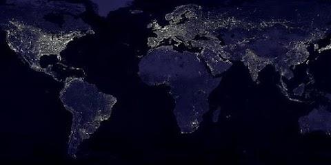 Energiatakarékos módon csökkentik a közvilágítás okozta fényszennyezést