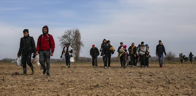 Είκοσι Γερμανοί αστυνομικοί και ελικόπτερο στα ελληνοτουρκικά σύνορα
