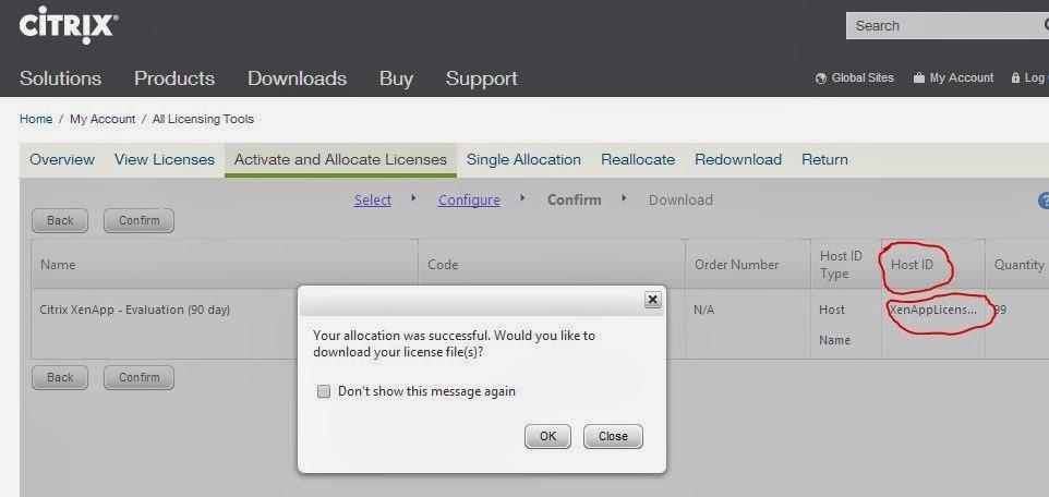 Citrix XenApp 6 5 : Part 1 Installing License server | IT