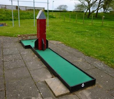 Skegness Crazy Golf