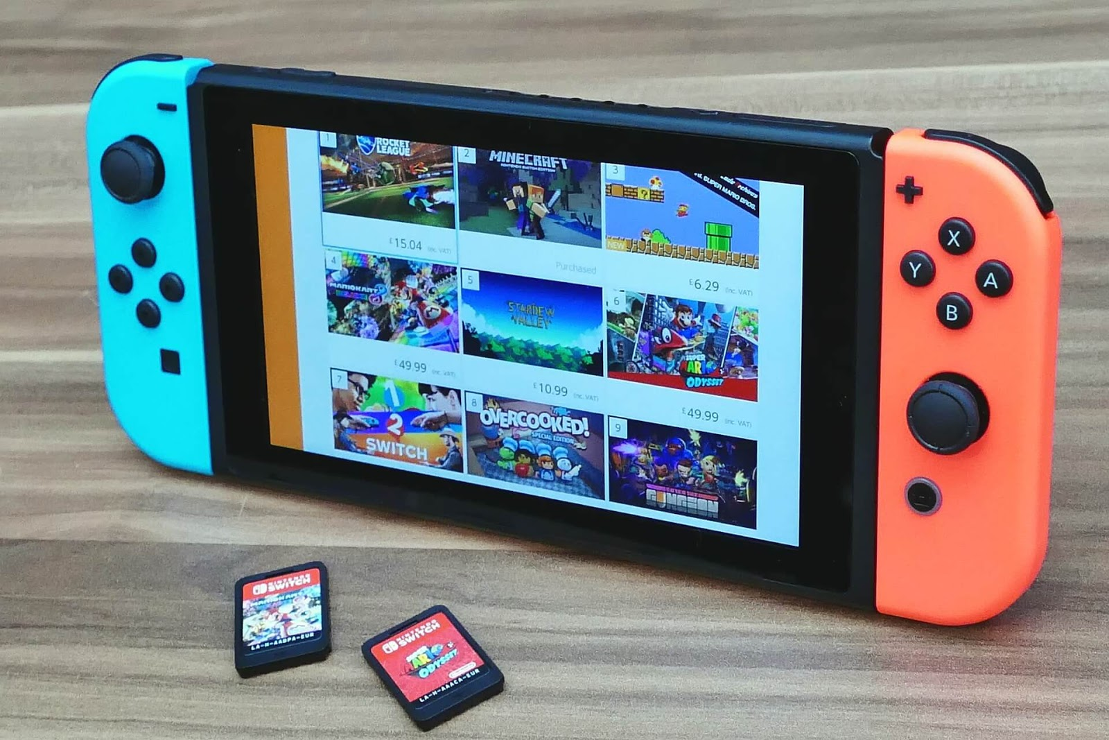 Rumor: Nintendo Making 4K Switch Console To Launch In 2019