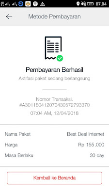 Paket Internet Gratis Telkomsel