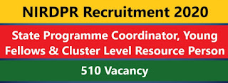 Jobs in National Institute of Rural Development & Panchayati Raj (NIRDPR)