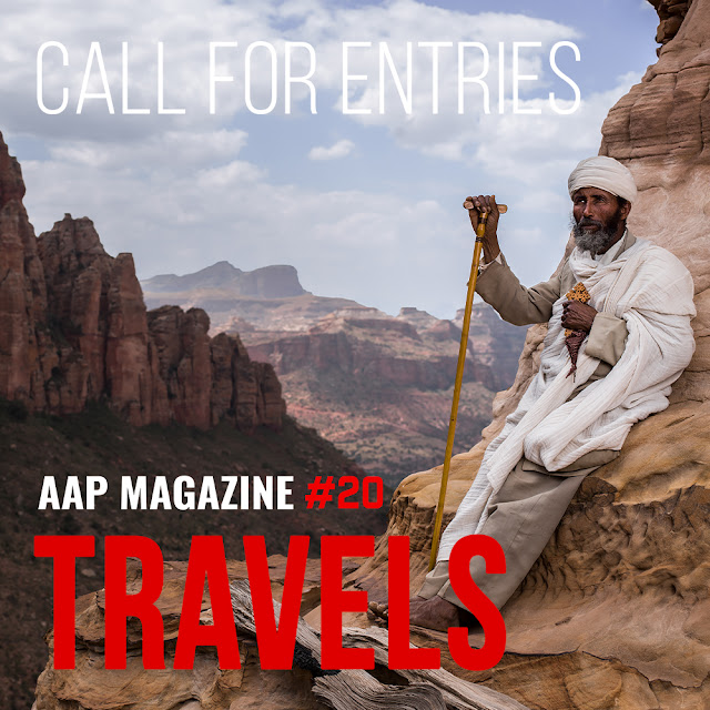 New Call for Entry: AAP Magazine #20 TRAVELS