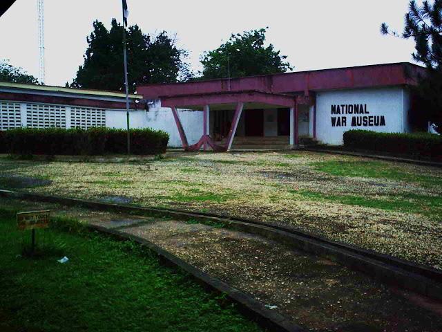 National War Museum Amafor Isingwu Umuahia