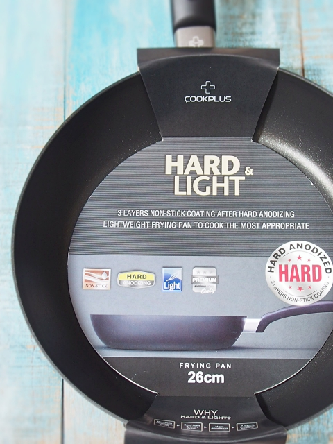 pan hard&light