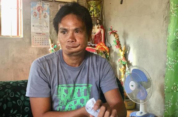 Sundalo na Nasabugan sa Gyera ng Marawi, hinihiling na Mapaayos ang kanyang Mukha