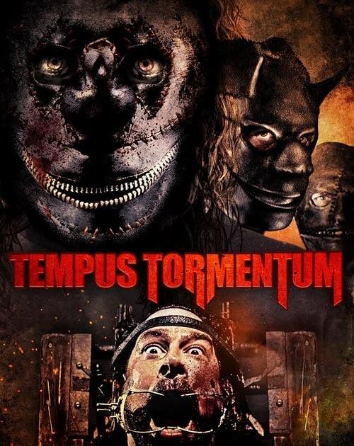 Tempus Tormentum [2018] [CUSTOM HD] [DVDR] [NTSC] [Latino]