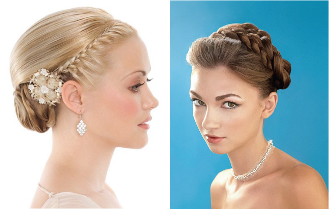 White Smile: {Wedding Trends} : Braided Hairstyles