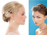 Pretty Wedding Hairstyles that are Right on Trend