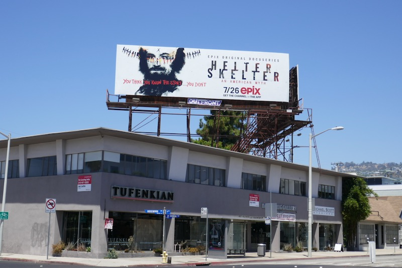 Helter Skelter Epix billboard