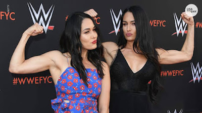 The 36-year-old WWE twins who both revealed they were expecting their own bundles of joy earlier this year have given birth within just one day of each other.