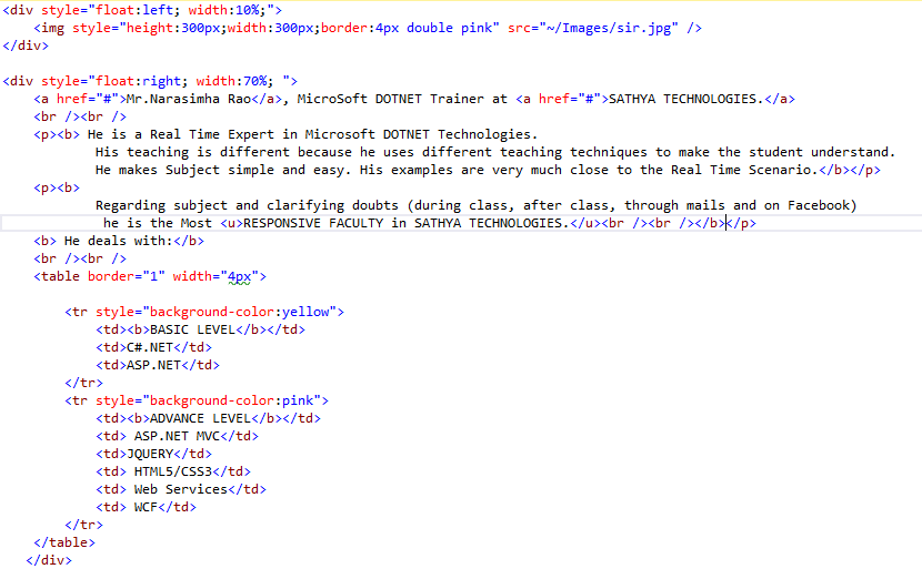 UI + JS Full Stack By Mr  NARASIMHA Rao : 06/12/15