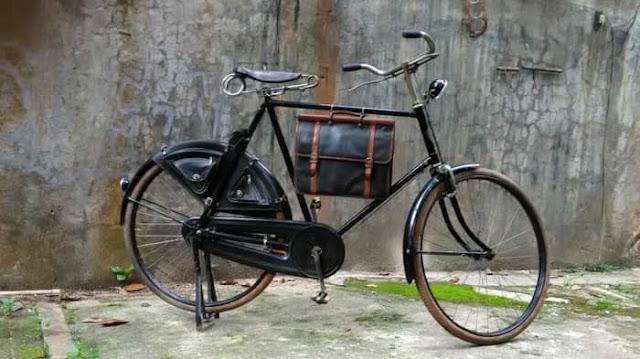 dinamo sepeda onthel