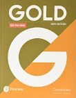 Gold B1+ Pre-First New Edition | PDF + CD
