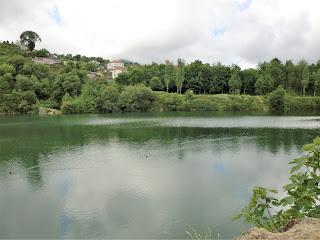Pozo Ostión, La Arboleda, Bizkaia, antes del vaciado