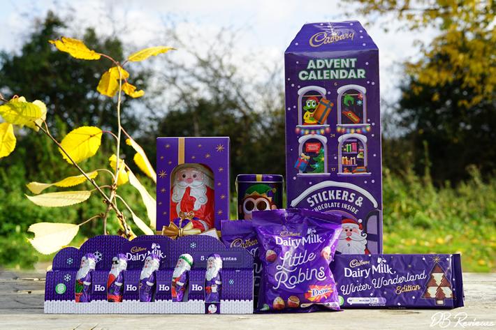 Cadbury's Christmas range