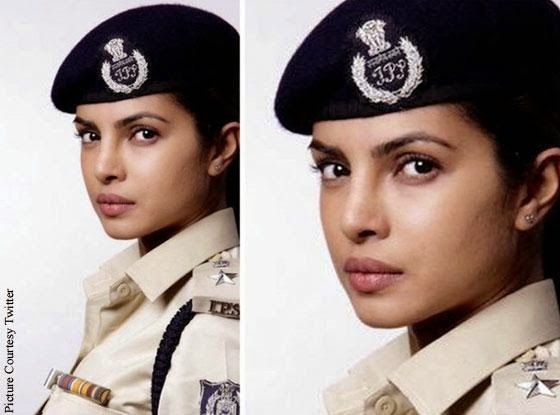 Priyanka Chopra's First Look In Gangaajal 2