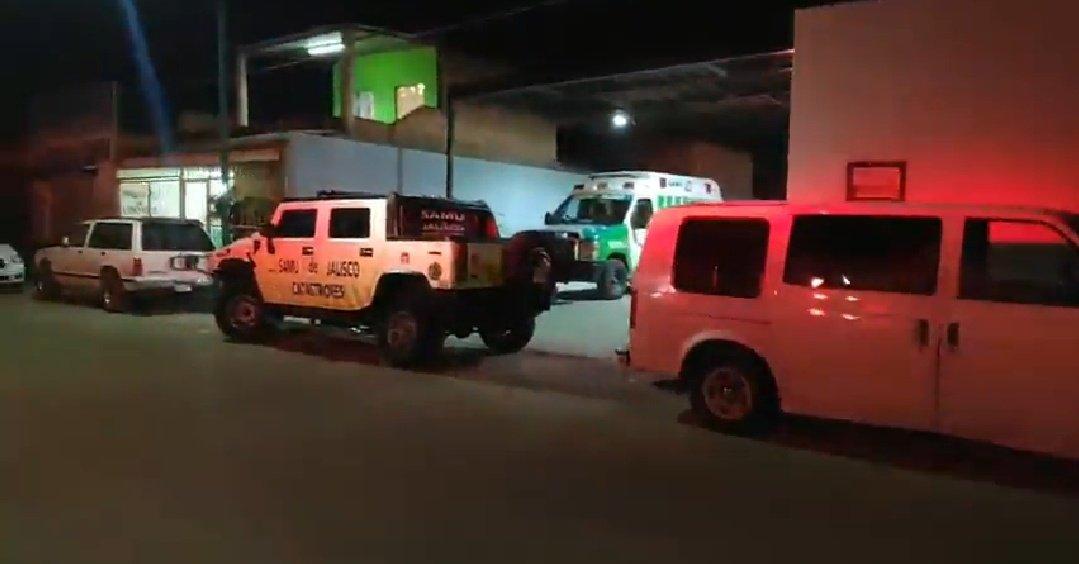 Tres muertos y 16 heridos deja ataque de Sicarios a bar de la colonia La Jauja, en Tonala