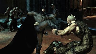 Download Batman Arkham Asylum Game Utorrent