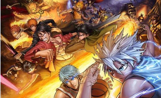 Daftar 20 Anime Crossover Kolaborasi