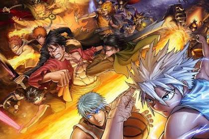 Daftar Rekomendasi 20 Anime Crossover Terbaik!