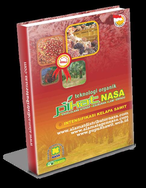 http://bit.ly/PikatSawitNasaTeknologi PIKAT NASA (Pengelolaan Intensif Kesuburan Alami Terpadu NASA) Untuk Kelapa Sawit