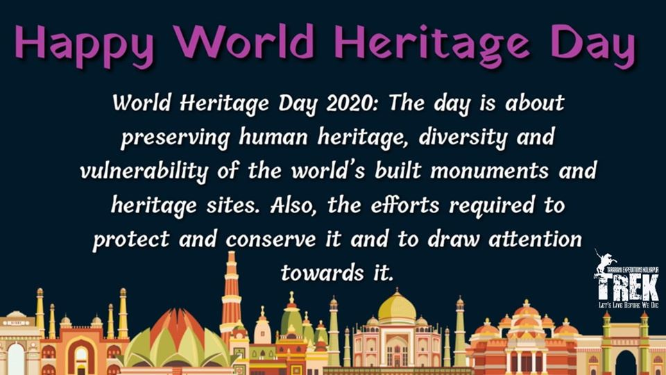 World Heritage Day