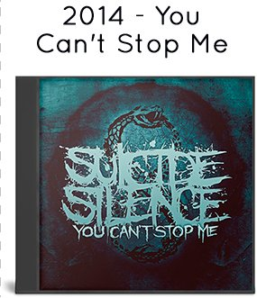 2014 - You Can't Stop Me